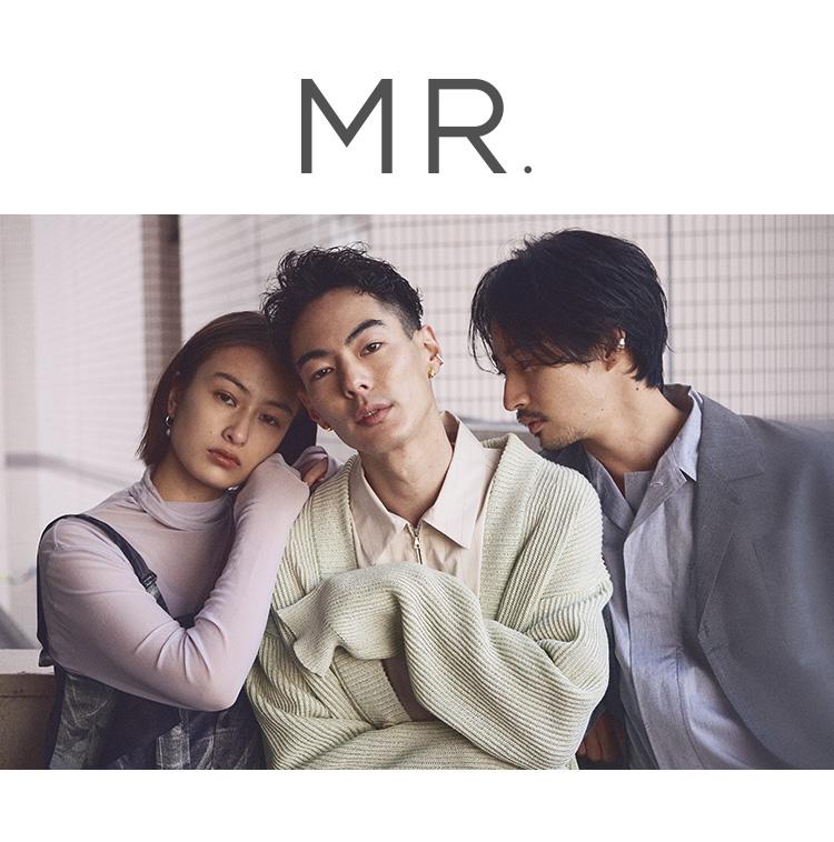 MR.mimi33(ミスターミミサンジュウサン)リリース