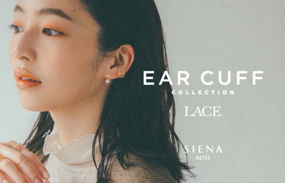 "EAR CUFF COLLECTION""LACE"""